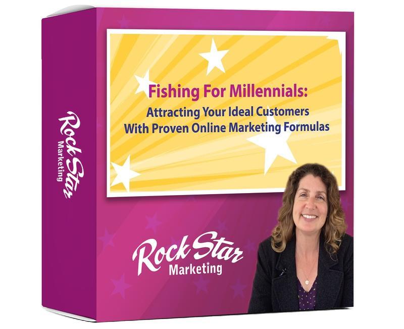 Fishing for Millenials - Rock Star Marketing