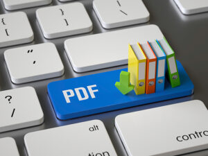 document to PDF conversion
