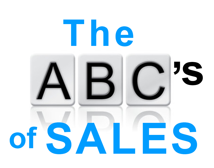 ABC's of Sales